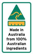 100% Made in Australia