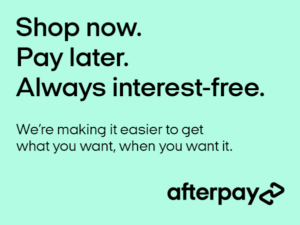 Afterpay Show Now Pay Later