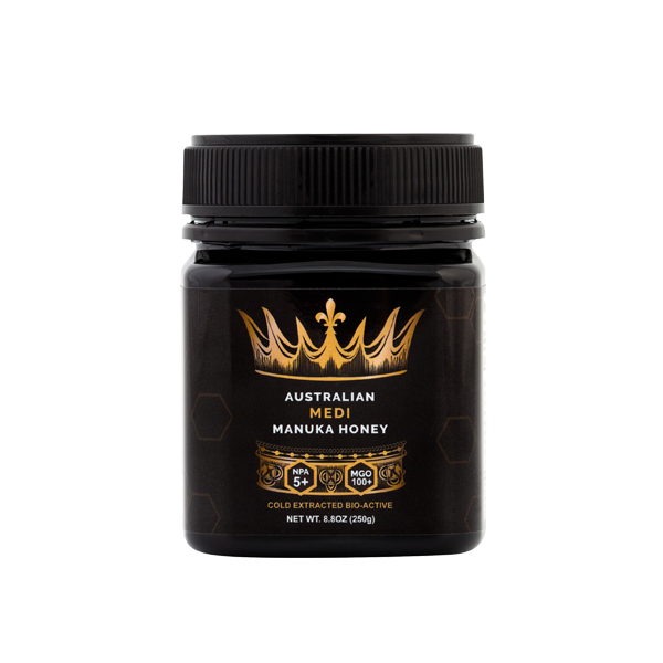 Australian Medi Manuka Honey MGO100